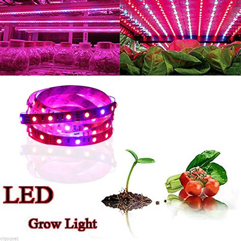 led grow light hydroponic medical indoor plants panel lamp