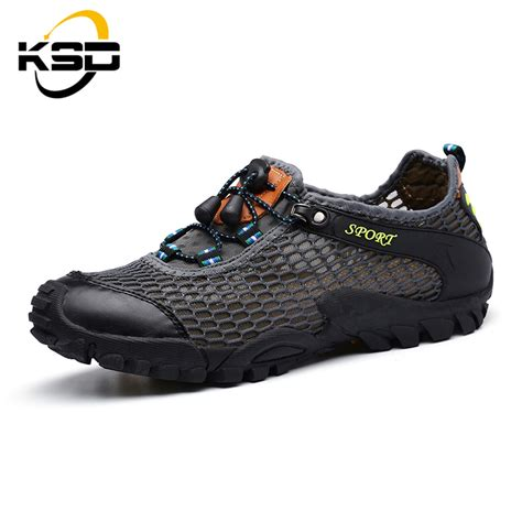 comfortable hiking shoes 2016 the latest 3 color men hiking shoes wear resistant