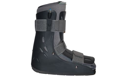 E Ankle Brace E An001 New shield 11 inch air bladders walker boot foot ankle