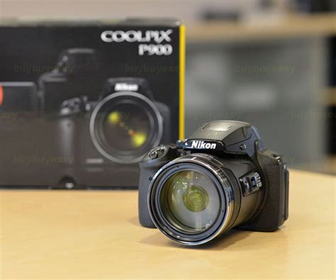 Nikon P900 83x Price In Pakistan by Nikon Coolpix P900 16mp 83x Digital In Point Shoot Cameras From Consumer Electronics On