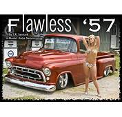 1957 Chevy Pickup  Flawless 57 Classic Truck