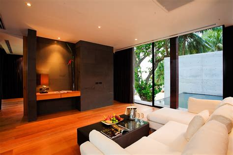 Resort Home Design Interior by Contemporary Resort Hotel Naka Phuket By Duangrit Bunnag