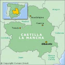 La Mancha Castilla La Mancha Map Information Map Of Spain Pictures