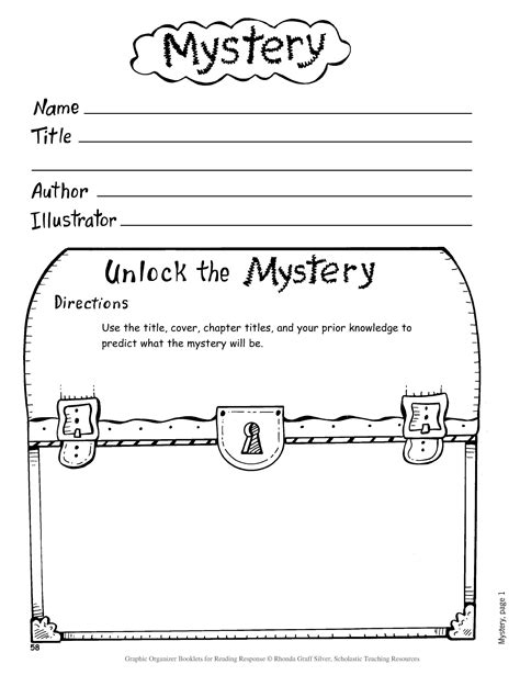 investigating the mystery genre scholastic com 4th investigating the mystery genre scholastic
