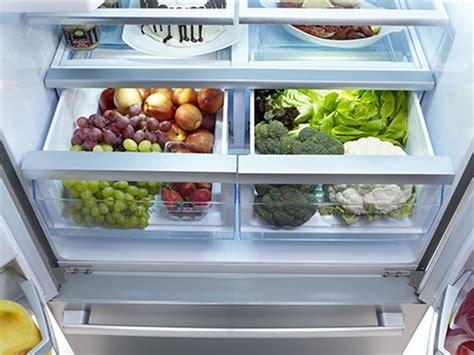 lade da incasso a led bosch door refrigerator with vitafresh system