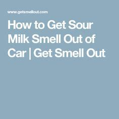 how to get throw up smell out of couch best sour milk recipe on pinterest