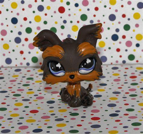 yorkie shop littlest pet shop 509 yorkie pet pairs lps