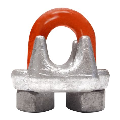 Wire Rope Clip Galv 12mm cm 3 16 quot wire rope clip m245
