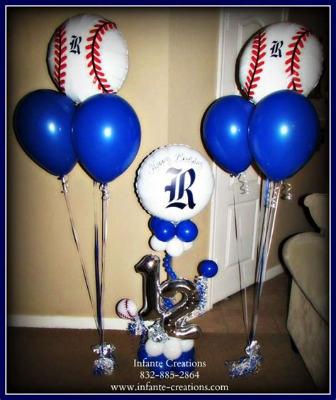 Sports Themed Balloon Decor by 36 Best Sports Themed Balloons Images On
