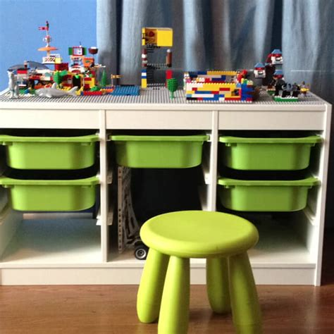 Kitchen Shelf Designs by Lego Tables Ikea Hacks Amp Storage Keep Calm Get Organised