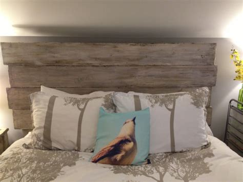 Handmade Wooden Headboards - items similar to distressed handmade wooden headboard on etsy