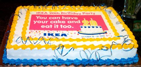 ikea birthday move over tv print radio google a cakes across