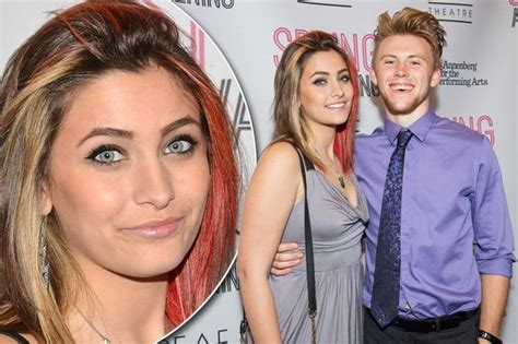 is mj still with her boyfriend paris jackson looks transformed as she puts engagement