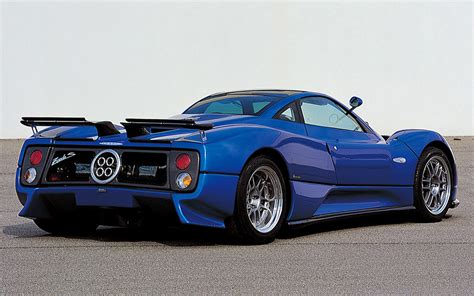 pagani zonda gold quot an orangutan and a hamster in the zoo of speed and