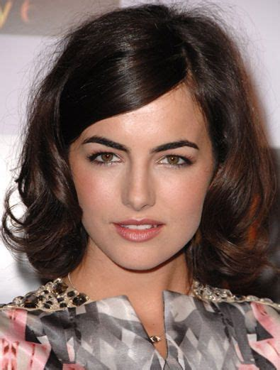 neatly groomed hairstyles camilla belle brows and belle on pinterest