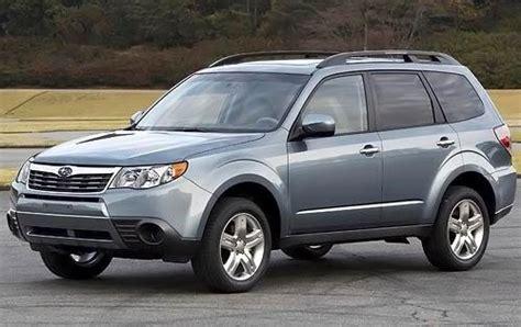 subaru forester suv pricing features edmunds