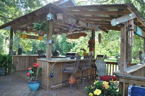 Backyard Tiki Bar Ideas Outdoor Tiki Bar Stools For Sale Jbeedesigns Outdoor