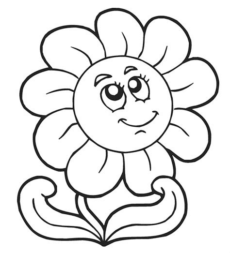 Printable Coloring Pages For Toddlers Printable Colouring Pages For