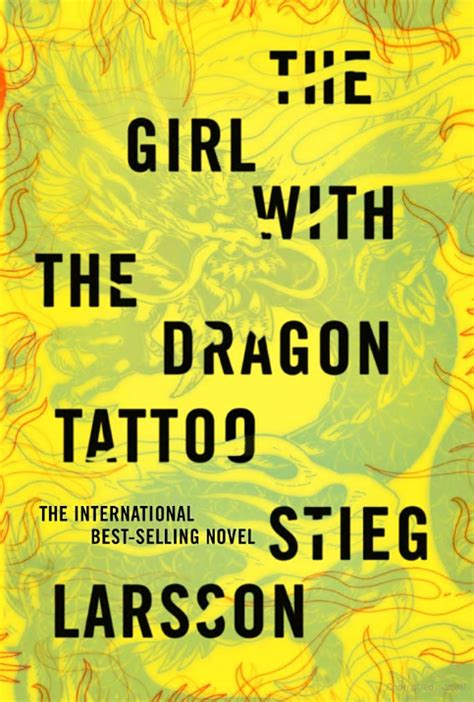 girl with the dragon tattoo series the with the novel millenium