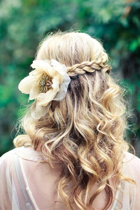 hairstyles with flowers 14 braided hairstyles stylish braids with flowers