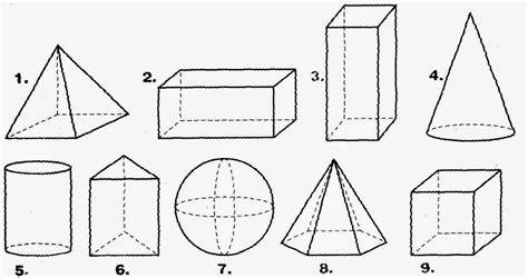 figuras geometricas y sus partes el mundo maravilloso de la matem 225 tica volumen de cuerpos