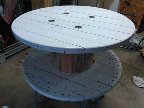 Relooker Un Touret by Comment R 233 Aliser Une Table Basse Avec Un Touret Sebricole