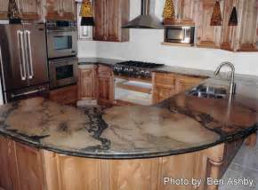 concrete floors on concrete countertops