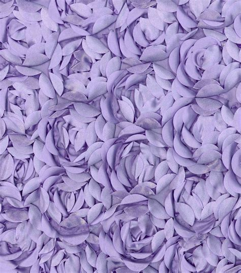 Home Decorating Fabric By The Yard All That Glitters Fabric Satin Rosette Embroidered