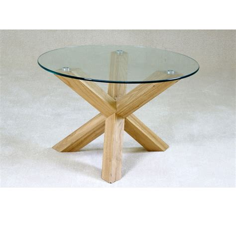 saturn solid oak glass coffee table forever