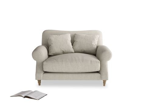 loveseat or love seat extra deep love seat crumpet loaf