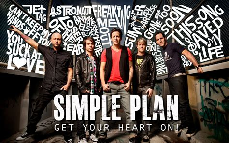 simple plan welcome to my lyrics and chords