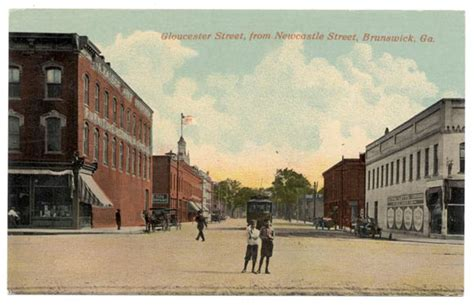 Post Office Brunswick Ga by Historic Photographs Of Brunswick And The Golden Isles Of