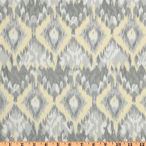 yellow ikat pattern 1 yard ikat in yellow by dear stella palladium by moderncloth