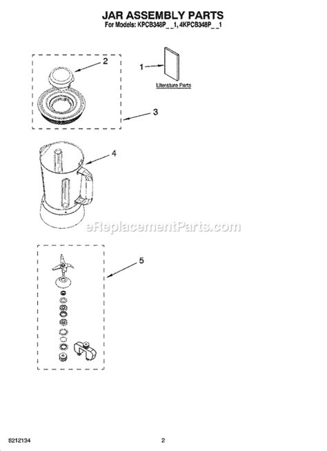 Kitchenaid Order Status Kitchenaid Kpcb348pob1 Parts List And Diagram