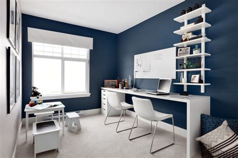 blue office 21 blue home office designs decorating ideas design trends premium psd vector downloads