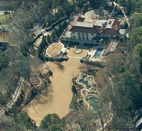 mansion of divorcing home depot billionaire an aerial