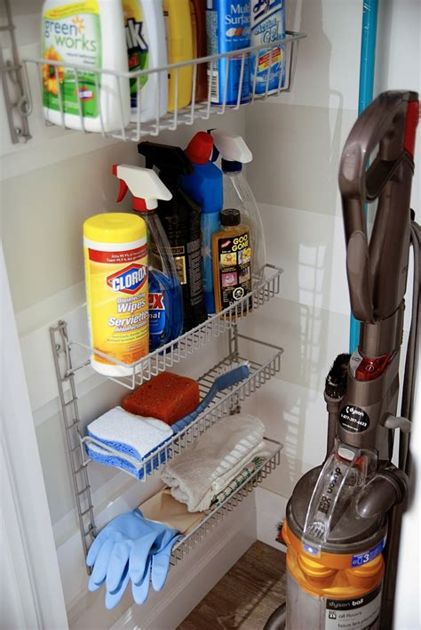 Janitors Closet Ta by Pretty Broom Closet Rambling Renovators