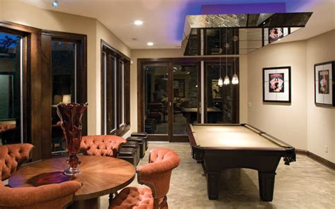 room in house ideas billiards room ideas house plans and more