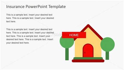 Insurance Home Slide Design Slidemodel Insurance Ppt Templates Free