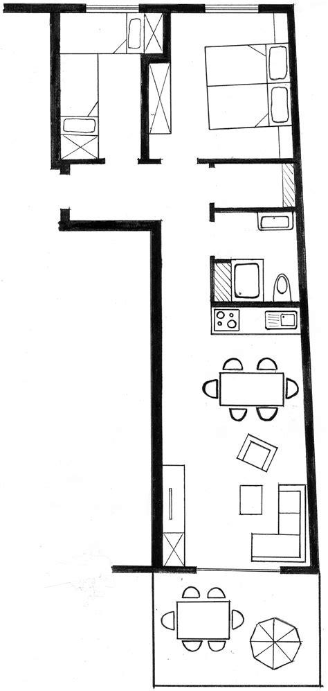 wohnung 48 qm grundriss kleine wohnung grundriss beste bildideen zu hause design