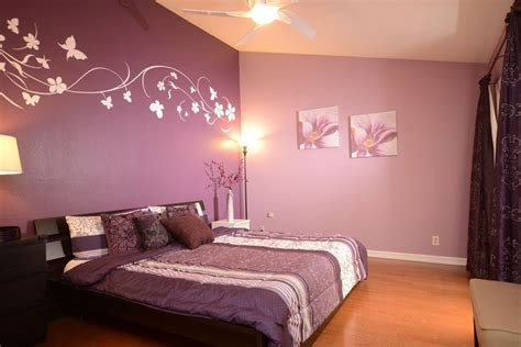 two color bedroom walls 25 gorgeous purple bedroom ideas designing idea