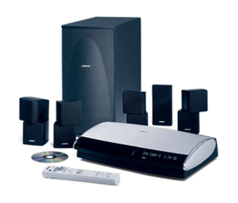lifestyle  dvd home entertainment system bose product