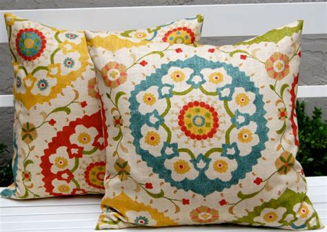richloom cornwall garden throw pillow cushion covers by