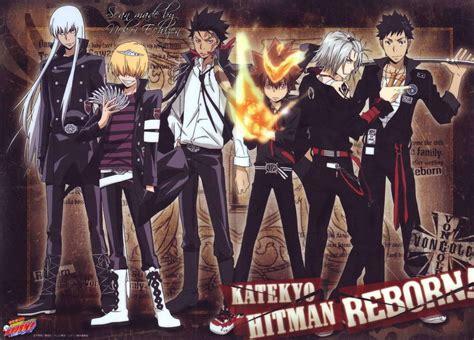 hitman reborn reborn kateikyoushi hitman reborn 家庭教師 ヒットマン reborn