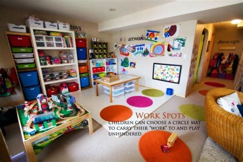 Small Care Home Home Daycare Layout Ideas Learning Environment