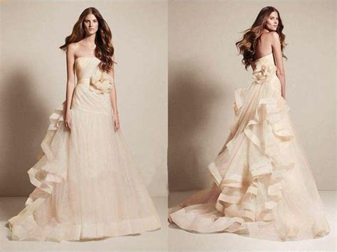 Size 8 Wedding Dresses by 2014 New A Line Wedding Dress Bridal Gown Size 4 6 8 10 12