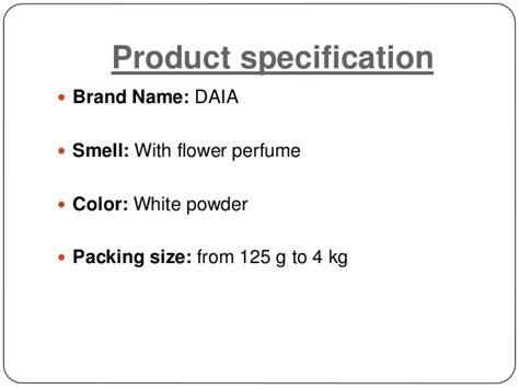 Daia Detergent White 1 8 Kg dia washing powder