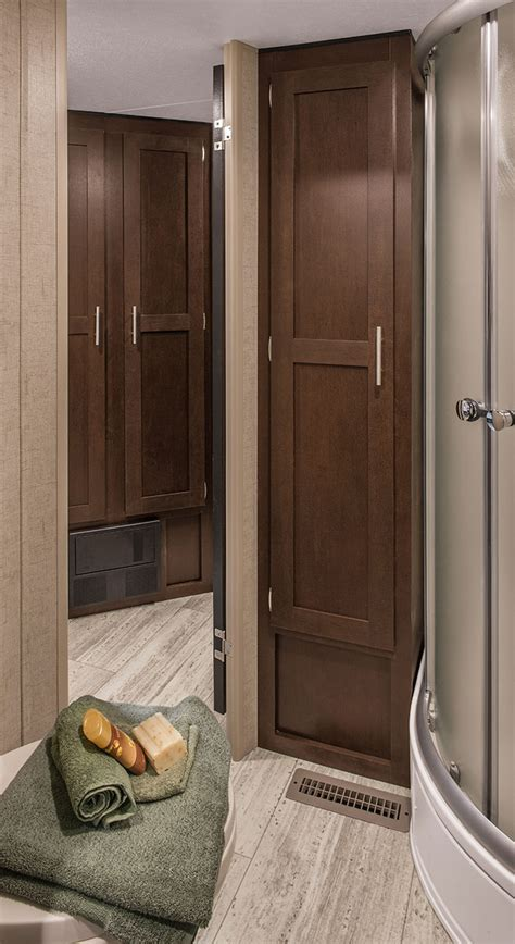 motorhome bathroom cabinet sportsmen le 241rlle travel trailer k z rv