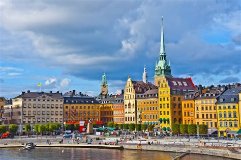 swedish country this country was recently ranked as the world s most