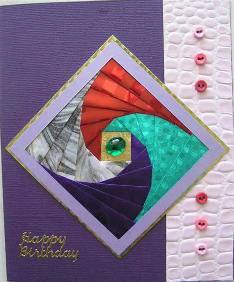 Paper Folding Greeting Cards - paper folding